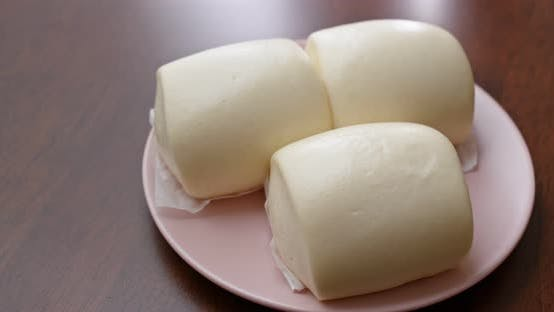 Thumbnail for Steamed chinese bun