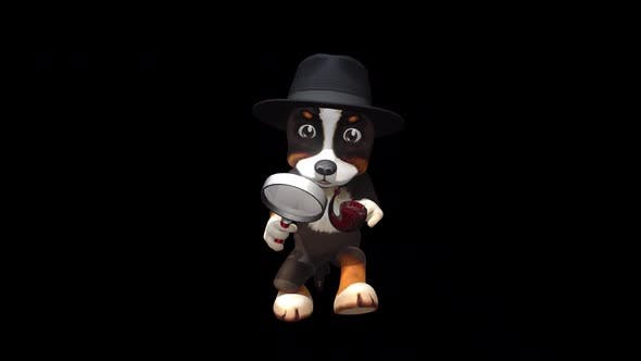 Thumbnail for Inspector Toy Dog Walk
