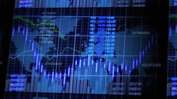 Thumbnail for Stock Market Exchange Data Investment Infographic