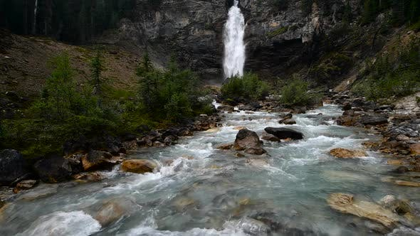 Thumbnail for Laughin Falls in Yoho Valley