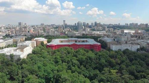 Red Building University