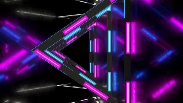 Dreieck Licht 03 Hd