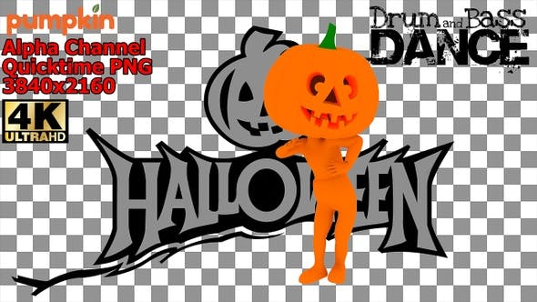 Thumbnail for Helloween Holiday Pumpkin