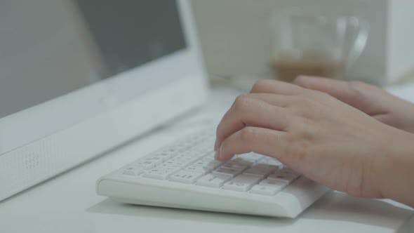 Thumbnail for Typing Computer