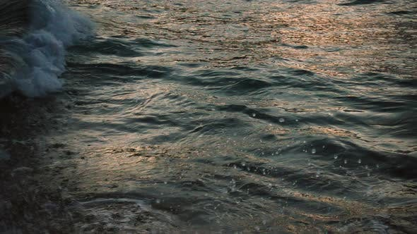 Thumbnail for Sea Surf At The Evening Time 3