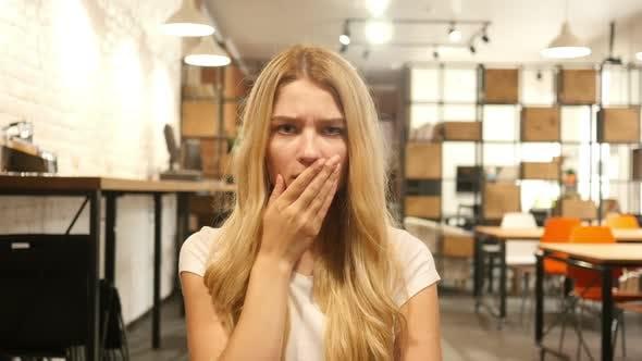 Thumbnail for Amazed , Shocked Girl