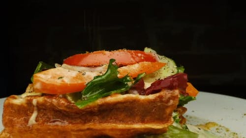Appetitliches Sandwich