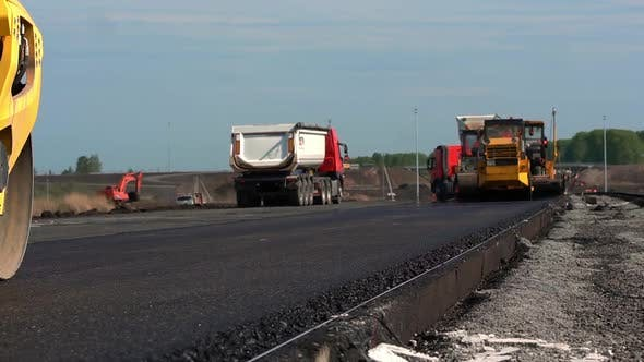 Thumbnail for Construction of a New Road