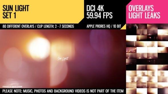 Cover Image for Sun Light (4K Set 1)