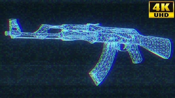 Thumbnail for Weapon Holograms Vj Loops V1