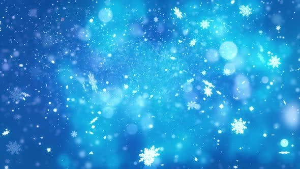 Thumbnail for Christmas Snow Glitters 2