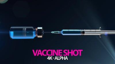 Vaccine Shot 4K