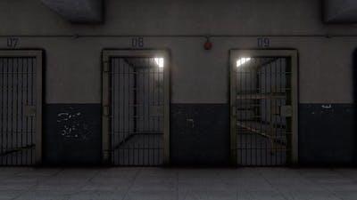 Abandoned Old Prison