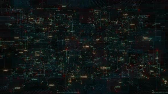 Loop Sci Fi Background