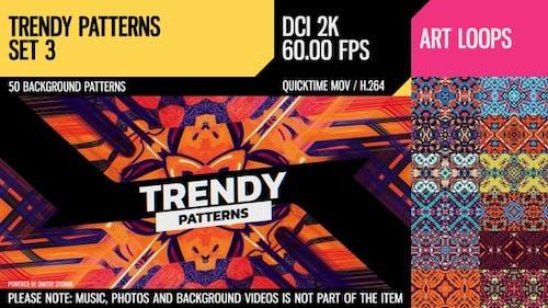 Trendy Patterns (2K Set 3)