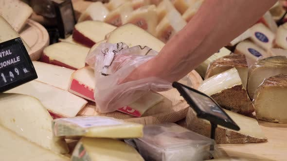 Thumbnail for Buying Cheese at Grocery Store