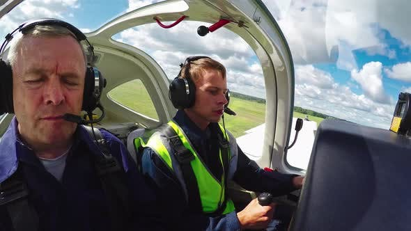 Thumbnail for Student Pilot Takeoff Practice