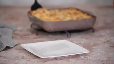 Tasty Traditional Italian Lasagna