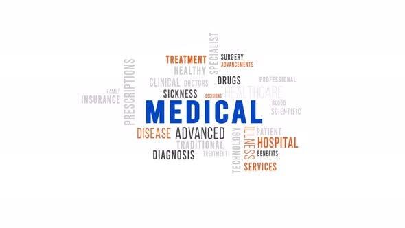 Word Cloud Medical