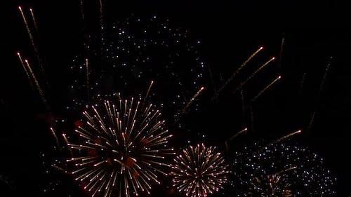 Feuerwerk Jubiläum