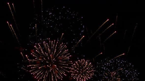 Fireworks Anniversary