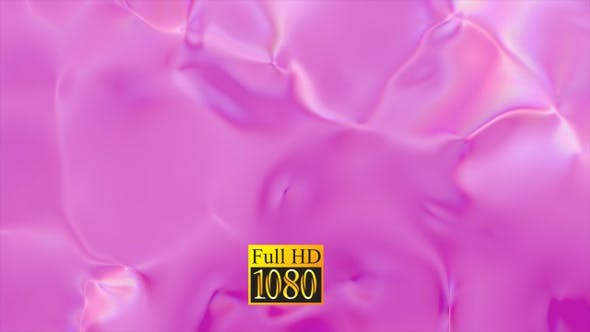 Thumbnail for Modern Abstract fluids_Pink Satin