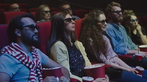 Exciting 3D Movie