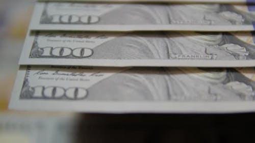 100 Bills Dollars