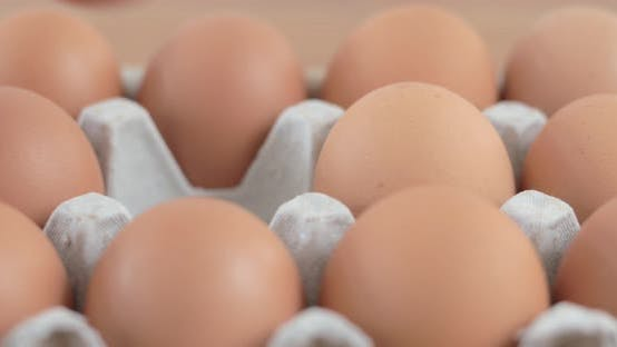 Thumbnail for Hand pick eggs from package
