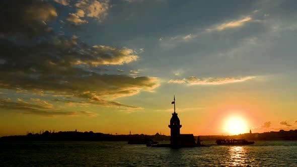 Thumbnail for Istanbul Sunset