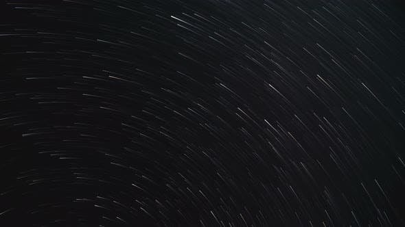 Thumbnail for Clear Starry Sky Time Lapse