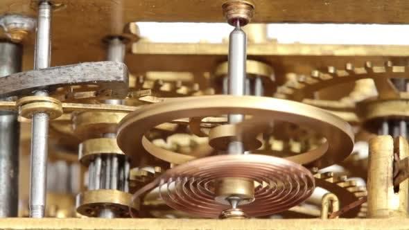 Thumbnail for Mechanical Antique Vintage Clock 10