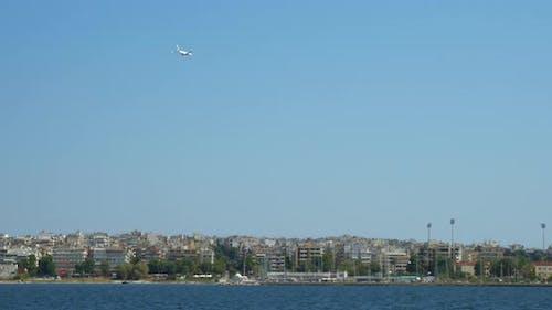 Sea view Thessaloniki, Greece