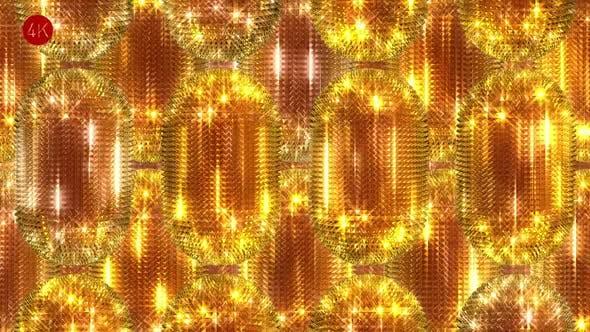 Золотые алмазные капсулы 3