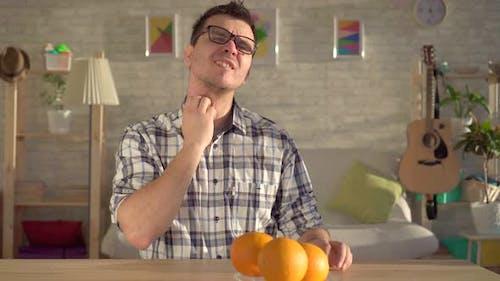 Allergic To Oranges
