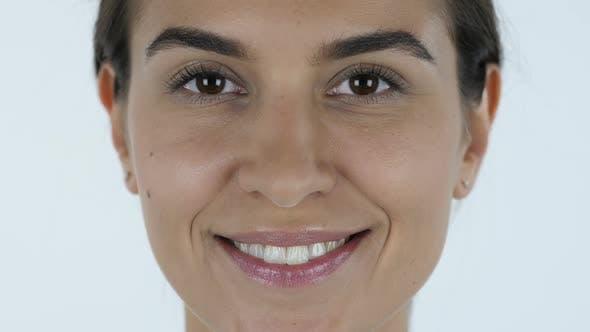Thumbnail for Smiling Girl Face