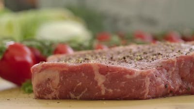 Spicy Beef Cuts