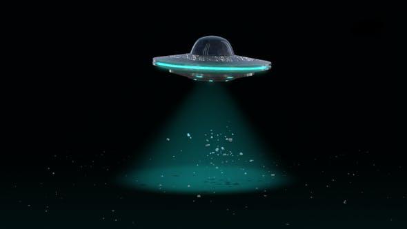 UFO Levitation
