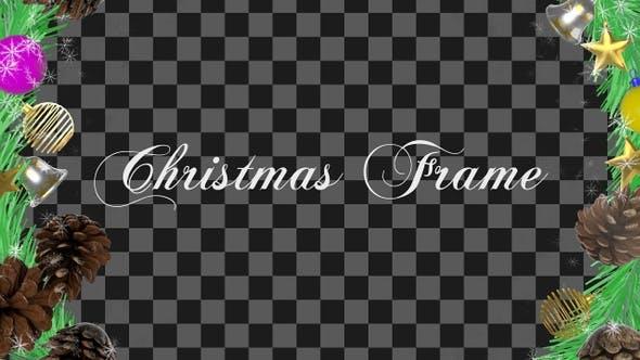 Thumbnail for Christmas Frame