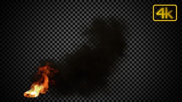 Thumbnail for Burning Tire