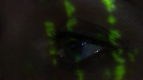 Cover Image for Computer Hacker's Eye