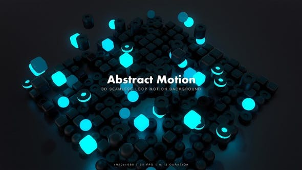 Thumbnail for Abstract Design Motion 13