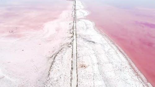 See Luftbild Landschaft