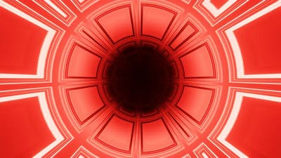 Abstract Red And White Background V13
