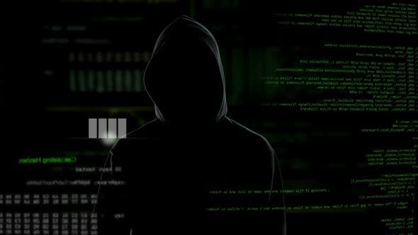Thumbnail for Hacking Failed, Unsuccessful Attempt to Steal Money, Disappointed Criminal