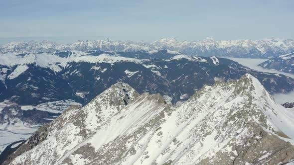 Top of the Mountain in Austria, Kitzsteinhorn