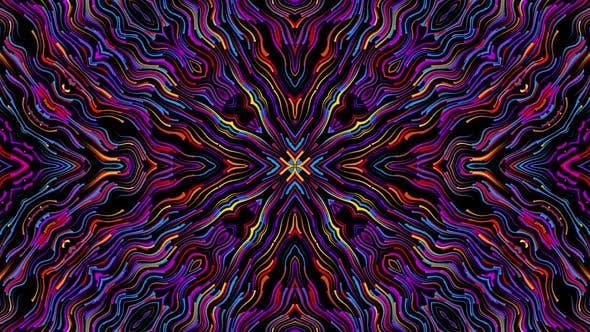 4K Stream Kaleidoscope