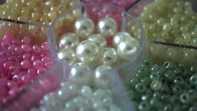 Rotation Multicolor Bead Set