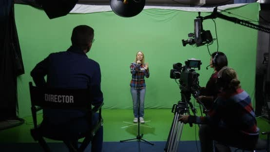 Thumbnail for Female Singer Failing at an Audition