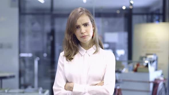 Thumbnail for Executive Business Woman Angry